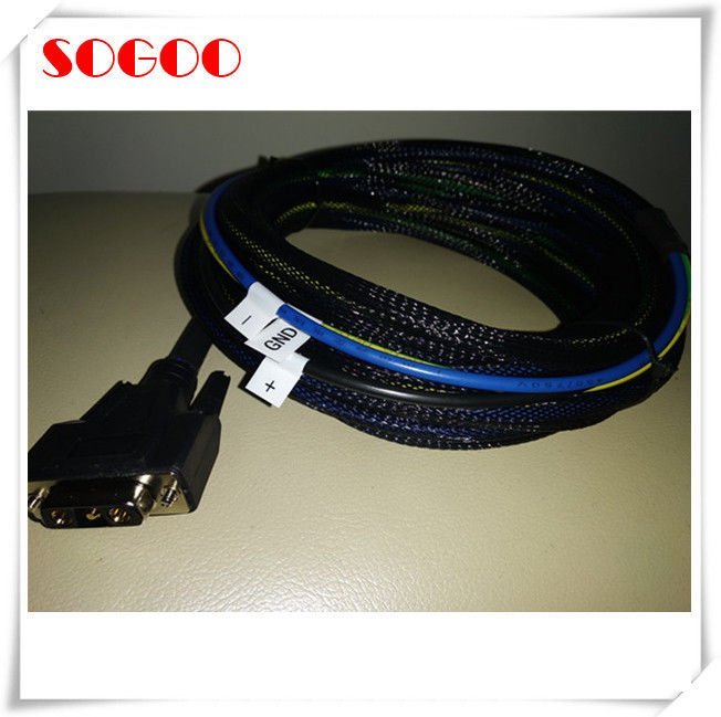 48V 3 core Power cord cable with 3v3 Connector for telecoms BBU