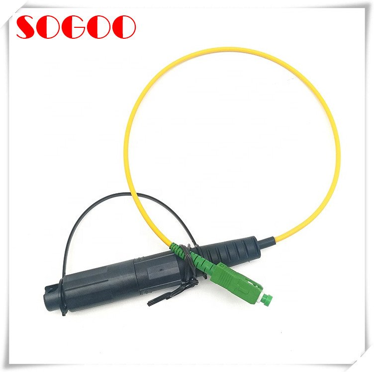 Optitap Conector Compatible Patch Cord for OptiTap - Huawei CPRI Fiber Optical Cable with IP67 Waterproof MINI SC AARC Connector